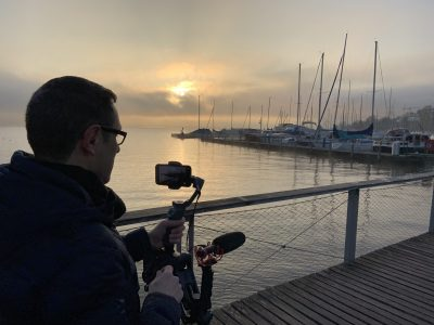 Videoshooting DC Media Daniele Caponio
